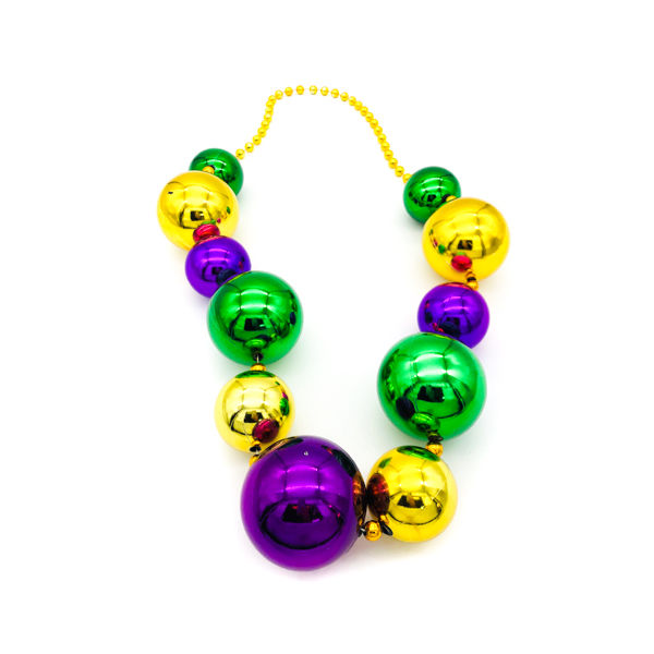 Big Ball – Purple, Green & Gold