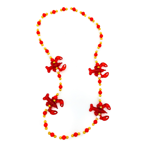 Crawfish Clear – Red