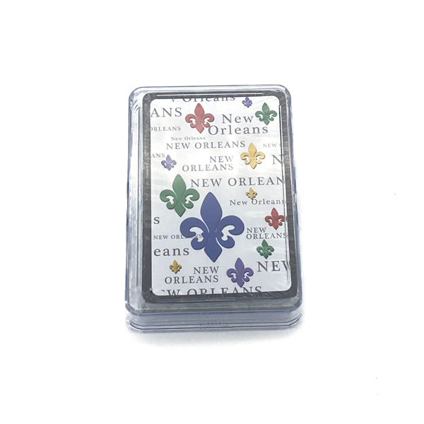 Fleur De Lis Playing Cards