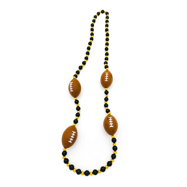 Football Soft – Black & Gold