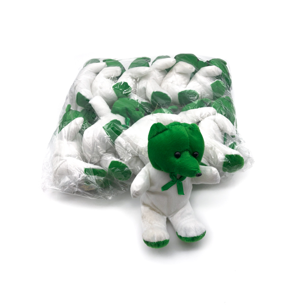 Green White Bear
