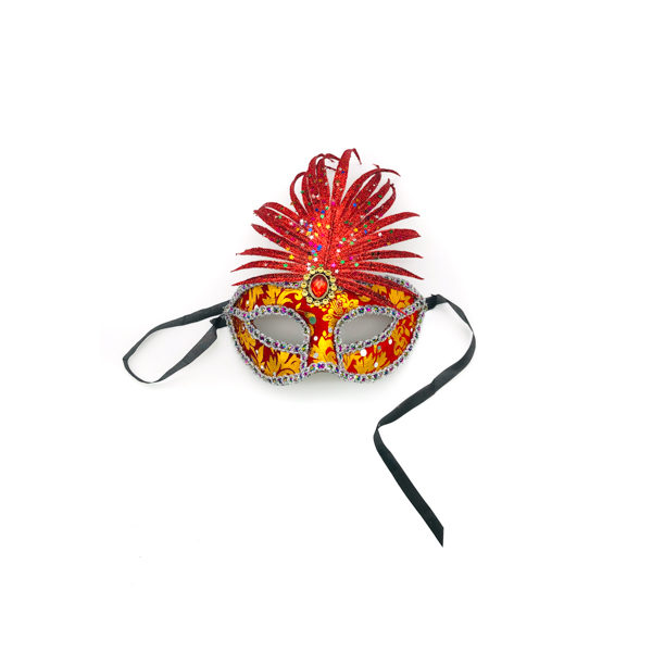 Red Pineapple Mask