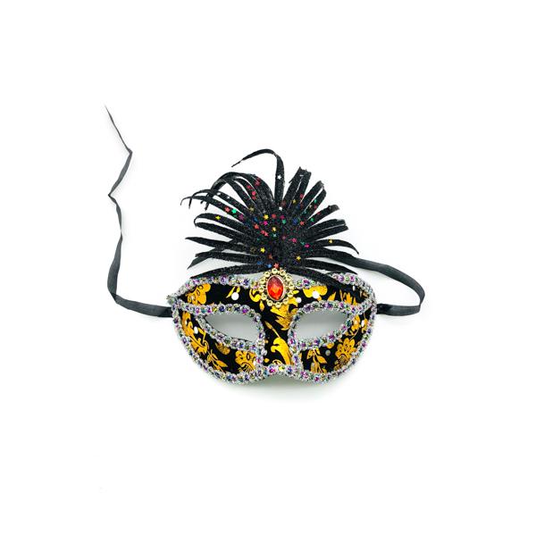 Black Pineapple Mask
