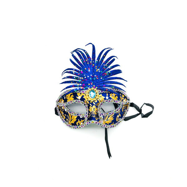 Blue Pineapple Mask