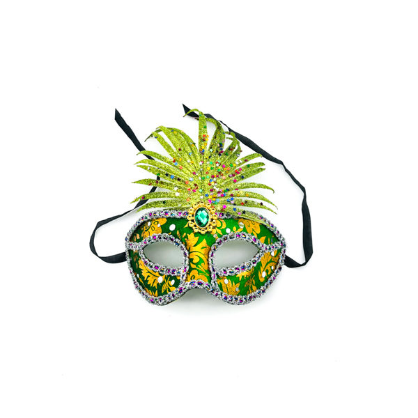 Green Pineapple Mask