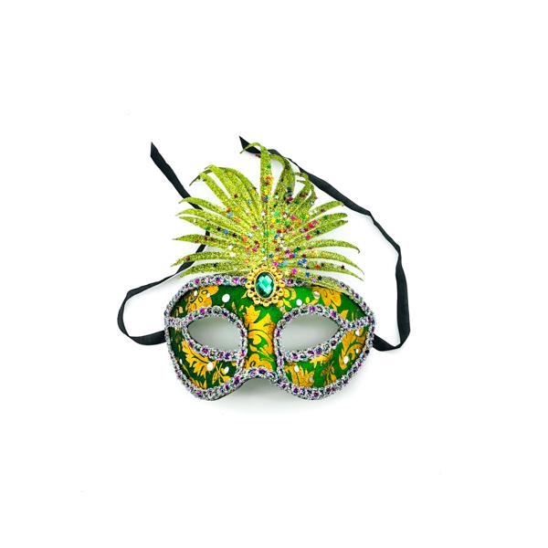 Green Pineapple Mask