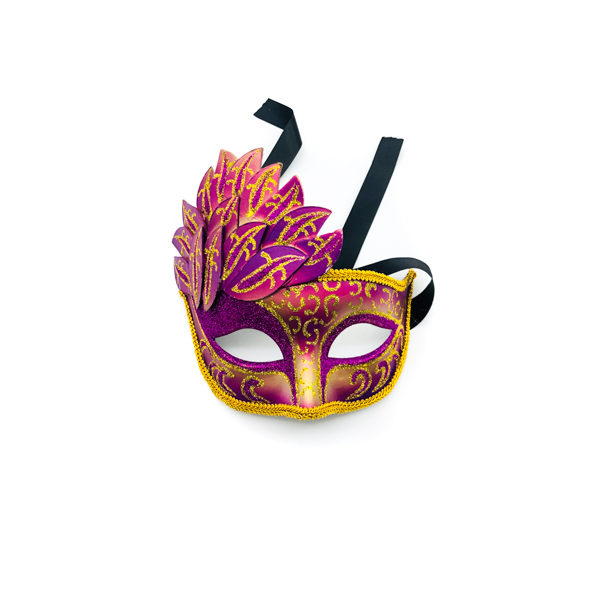 Pink & Gold Mask – 399