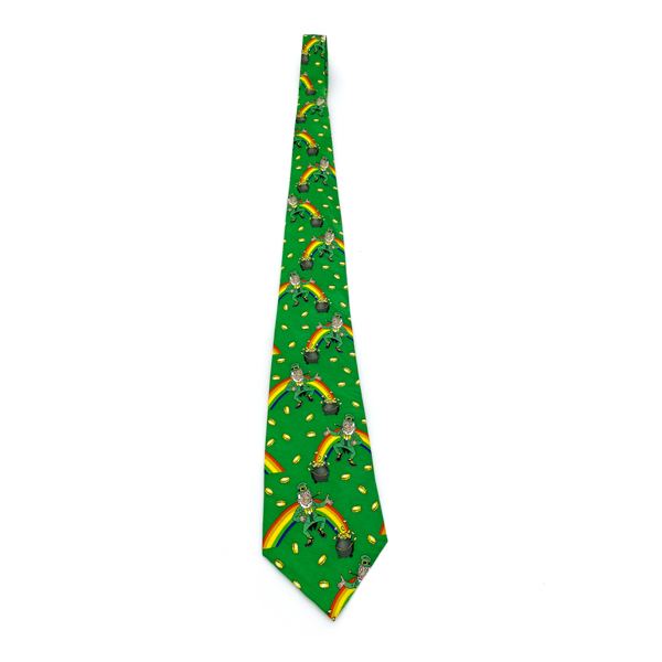 Pot Of Gold Tie