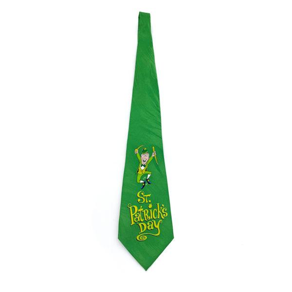 St.Patrick's Day Tie