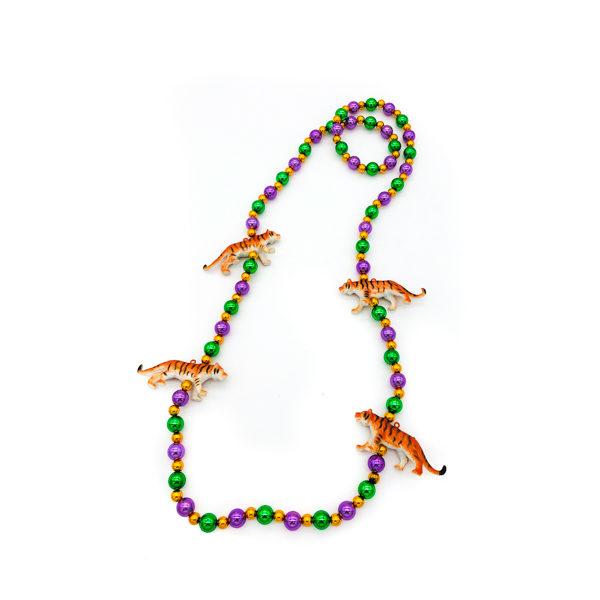 Tiger – Purple, Green & Gold